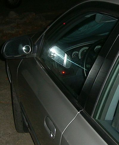 Will  Flashing Led Car Alarm Lights Drain Car Battery