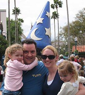 DisneyWorld Trip Plan
